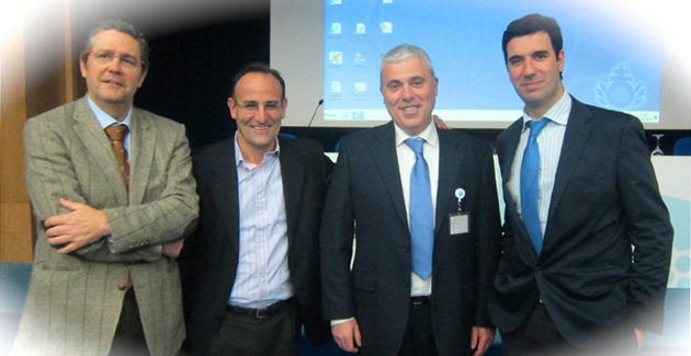 Drs.MaestroPrieto Molano y Bernaldez HSJD Bormujos
