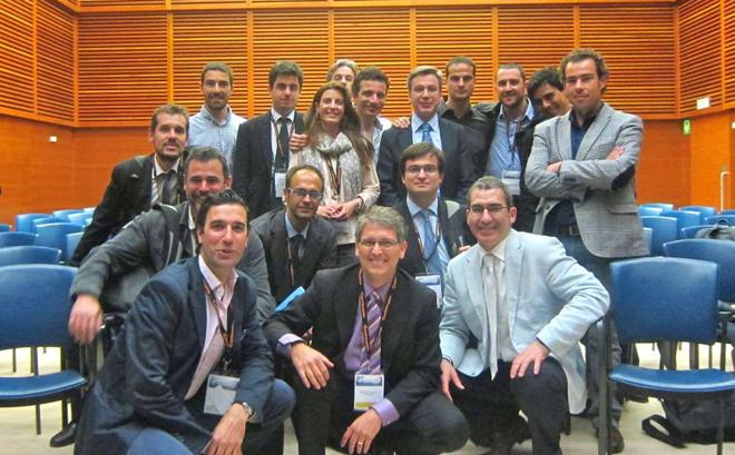 2ª reunión Grupo @40 AEA.Congreso AEA San Sebastián Mayo 2013