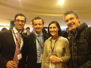 Drs Bernladez,Villamor, Carrasco y Golano. 6 th International Arthrscopy Course